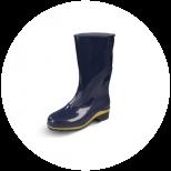 Резиновая и ПВХ обувь