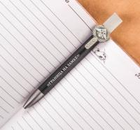 """Ручка подарочная """"С наилучшими пожеланиями"""" Погранвойска"""