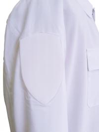 """Рубашка форменная """"Полиция"""" (новый образец) с липучками"""