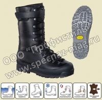 """Ботинки зимние """"Фарадей"""" с высоким берцем мод. 234"""