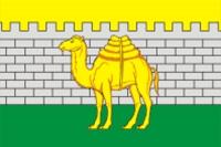 Флаг  г. Челябинск 140х210
