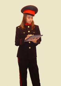 Костюм кадетский парадный (на заказ)