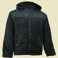Куртка ДС флис чёрная