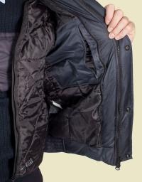 """Внутренние карманы - Куртка """"Полиция"""" Всесезонная Укороченная"""