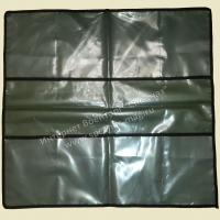 Несессер-укладка (тревожный мешок) зелёная цифра