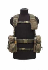 Комплект полевого снаряжения СМЕРШ АКГП 8АК-4РГ-ИПП
