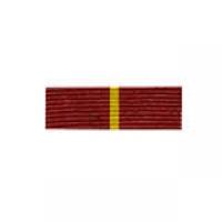 """Орденская планка """"За заслуги перед Отечеством"""" (I степень)"""