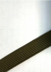Галун шёлковый олива 10мм