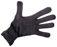 Перчатки полушерстяные,один слой