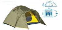 Палатка кемпинговая Dome 4 ALASKA