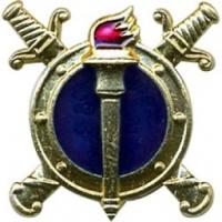 Эмблема петличная Юстиция