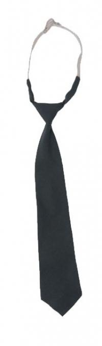 Галстук регат форменный серый