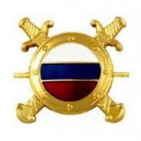 Эмблема петличная Внутренняя Служба МВД Эмаль