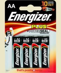 Батарейки пальчиковые Energizer LR06