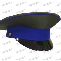 Фуражка казачья, Оренбургское казачье войско зелёный+синий