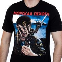 """Футболка """"Морская Пехота"""""""