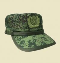 Фуражка (кепка) офицерская ВКБО (ВКПО) с вышитой кокардой