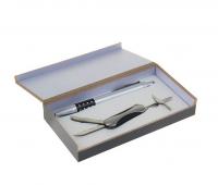 Набор подарочный 2 в 1 ручка нож