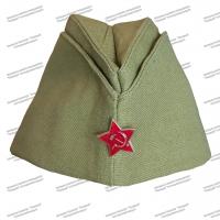 Пилотка Советская Армии со звездой