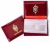 Обложка подарочная ФСБ России с жетоном