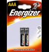 Батарейки мизинчиковые Energizer LR03