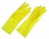"Перчатки латексные ""Оптима"" желтые"