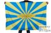 Флаг ВКС России 90х135