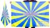 Флаг ВВС России двойной 90х135