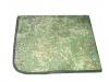 Несессер с молнией 75х120 зелёная цифра