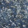 Ткань ТиСи 120 синий камуфляж цифра