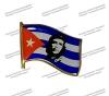 Флаг на пимсе с изображением Че Гевары
