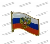 Флаг на пимсе РФ