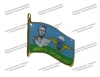 Флаг на пимсе ВДВ