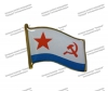 Флаг на пимсе ВМФ СССР