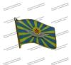 Флаг на пимсе ВВС СССР