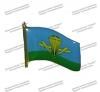 Флаг на пимсе ВДВ РФ