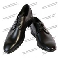 Туфли мужские офицерские на шнурках