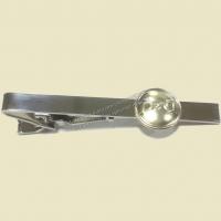 Зажим для галстука РЖД мужской нового образца