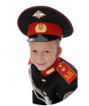 Форма для кадетов и студентов