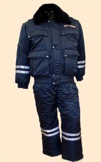Куртка зимняя «ДПС»