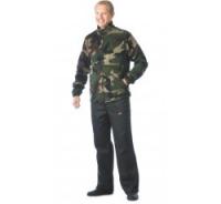 Куртка демисезонная флисовая