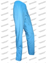 Брюки женские, медицинские мод. 275 ТС, Голубой