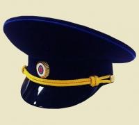 Фуражка Юстиции уставная нового образца