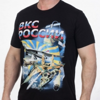 "Футболка ""ВКС России"""