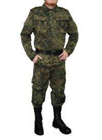 Костюм летний «Полевой» цифра рядового военной кафедры
