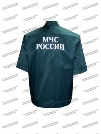 """Куртка летняя """"МЧС"""" короткий рукав, ткань Грета"""
