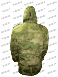 Куртка MDD Мох с подстежкой