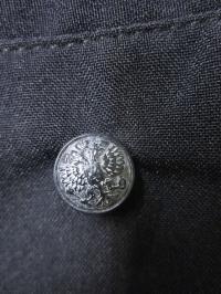 "Пуговица - Куртка ""Полиция"", тк. Габардин, Темно-синяя"