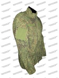 """Куртка-ветровка """"ВКБО"""", Зеленая цифра"""