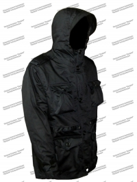 Куртка зимняя ANA TACTICAL MDD твилл черная